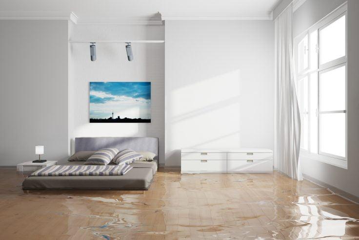 Odszkodowanie za zalanie mieszkania